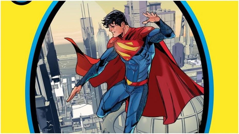 DC pokreće novi Supermen serijal u kome Klark Kent više nije Supermen