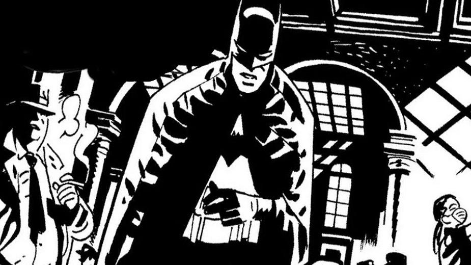 31 dan crtanja Betmena