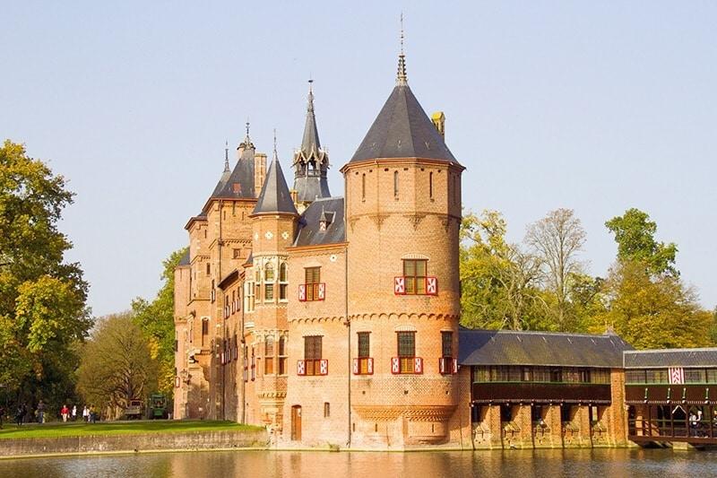 Kasteel de Haar, het grootste magische kasteel van Nederland