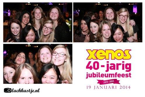 Xenos 40-jarig jubileumfeest