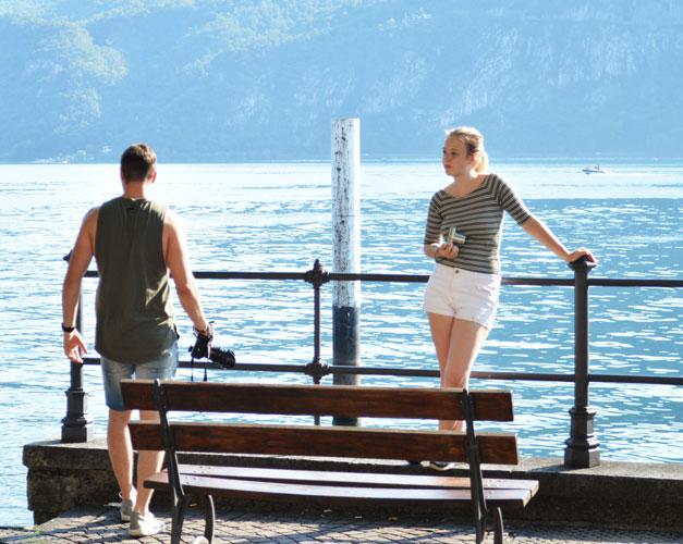 Vakantie Duitsland/Italië