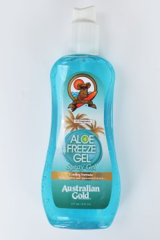 Australian Gold Aloe Freeze Spray Gel
