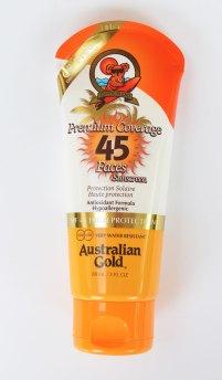 Australian Gold SPF 45 Premium Coverage Faces