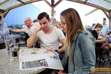 5-jarig bestaan van 'De Mooi Laarbeek Krant'