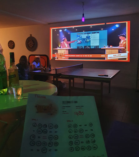 Ujese Bingo Show