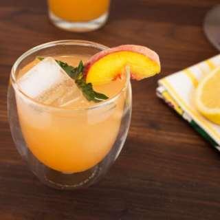 peach mint lemonade recipe
