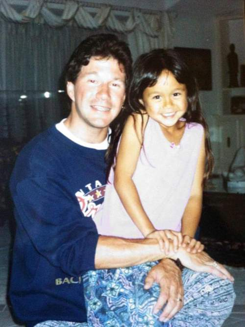Heather and Dad (young)