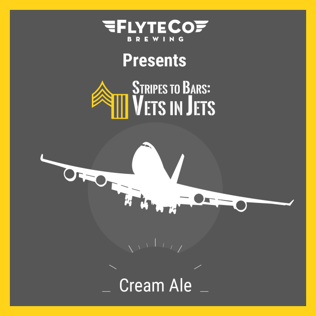 Stripes to Bars Vets in Jets Cream Ale | Stripes to Bars