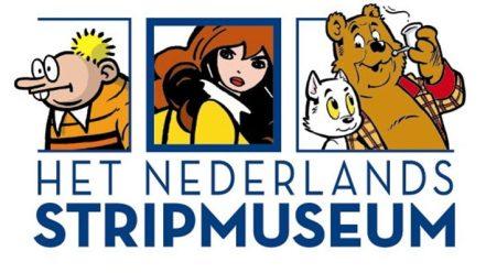 Logo van Stripmuseum Groningen