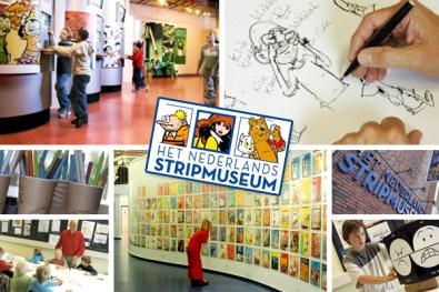 Stripmuseum in Groningen