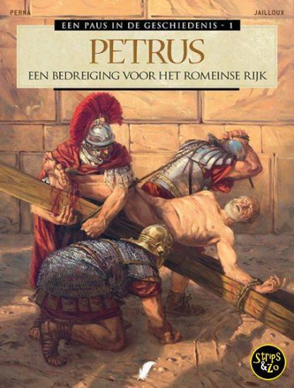 Een Paus in de geschiedenis 1 Petrus 1