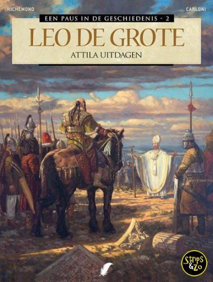 Een Paus in de geschiedenis 2 Leo de Grote