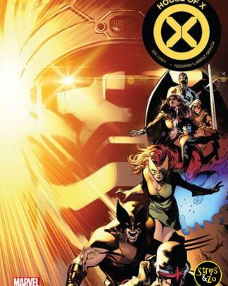 House of X Powers of X 2