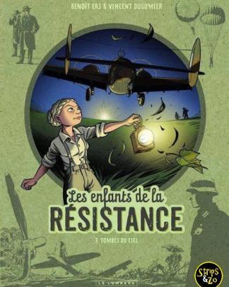 Kinderen in het verzet 7 – Uit de lucht gevallen