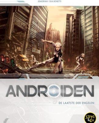 Androiden 7 De Laatste der Engelen