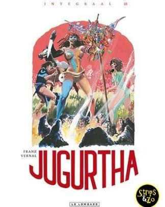 Jugurtha Integraal 3