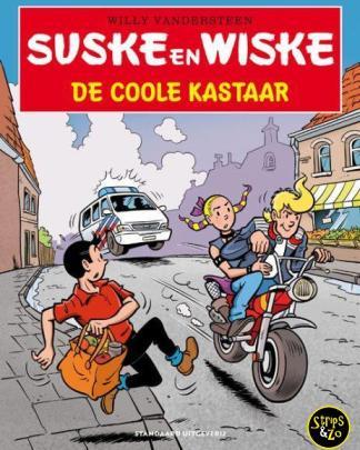 Suske en Wiske - in het kort 11 - De coole kastaar