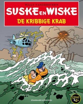 Suske en Wiske - in het kort 13 - De kribbige krab