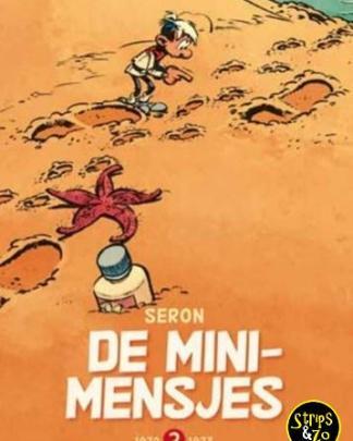 Mini Mensjes Integraal 2 - 1970-1973