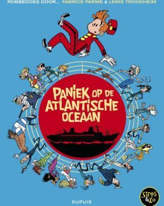 Robbedoes door 6 Paniek op de Atlantische oceaan
