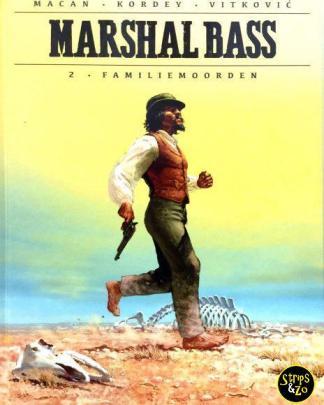 Marshal Bass 2 - Familiemoorden