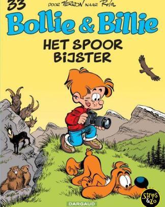 Bollie en Billie 33 – Het spoor bijster