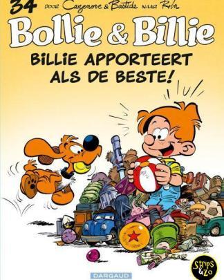 Bollie en Billie 34 – Billie apporteert als de beste