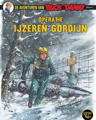 Buck Danny Classic 5 – Operatie IJzeren Gordijn