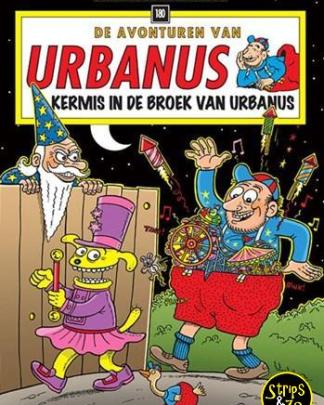 urbanus180 Kermis in de broek van Urbanus