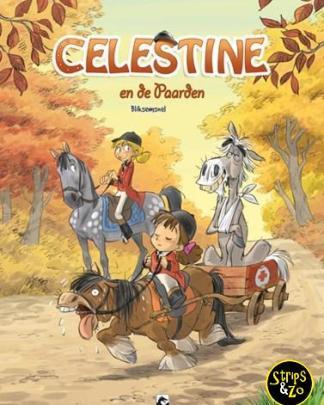 Celestine en de paarden 6 - Bliksemsnel