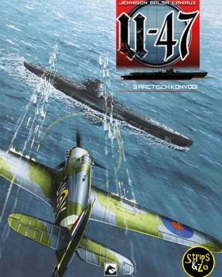 U-47 3 - Arctisch konvooi