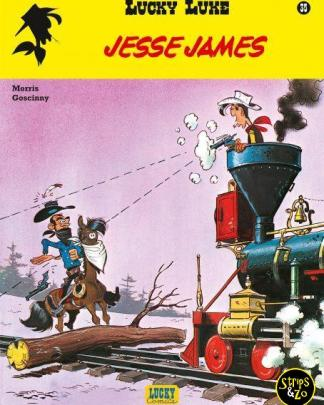 Lucky Luke - Relook 35 - Jesse James