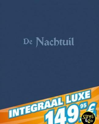 Nachtuil integraal luxe