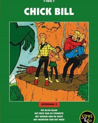 Chick Bill - Integraal 2