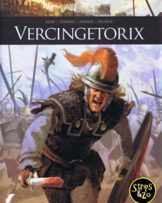 Zij schreven geschiedenis 1 - Vercingetorix