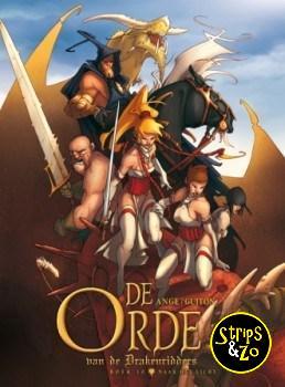 Orde van de Drakenridders 10 - Naar het licht