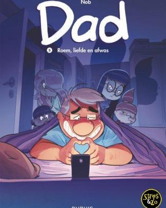 Dad 5 – Roem liefde en afwas
