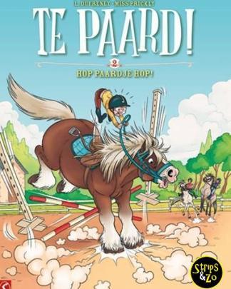 Te paard! 2 - Hop paardje hop