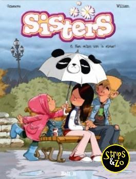 Sisters 6 - Een schat van 'n sister