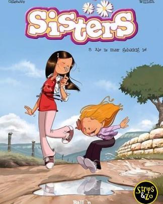 Sisters 8 - Als ze maar gelukkig is