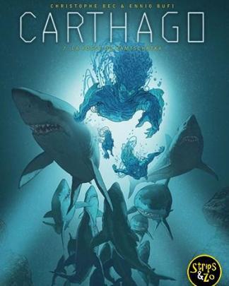 Carthago 7 - De put van Kamtsjatka