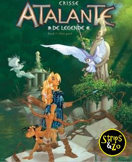 Atalante - De legende 1 - Het pact