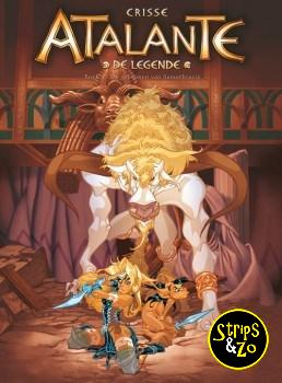 Atalante - De legende 3 - De geheimen van Samothracië