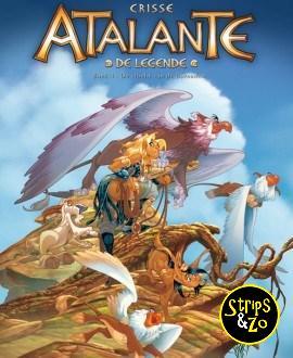 Atalante - De legende 4 - De vlucht van de Boreaden