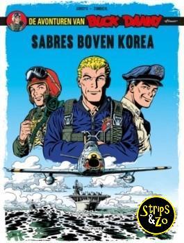 Buck Danny Classic 1 - Sabres boven Korea