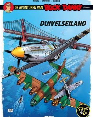 Buck Danny Classic 4 - Duivelseiland