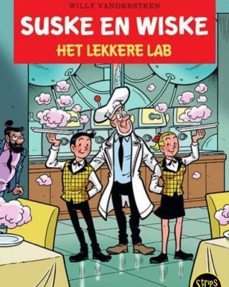 suske en wiske 349 Het lekkere lab