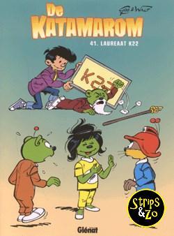 Katamarom, De 41 - Laureaat K22
