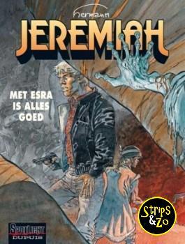 jeremiah 28 Met Esra is alles goed