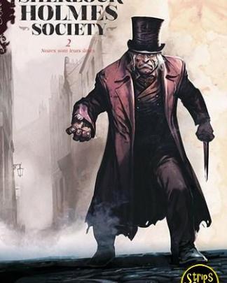 Sherlock Holmes Society 2 - Zwart zijn hun zielen